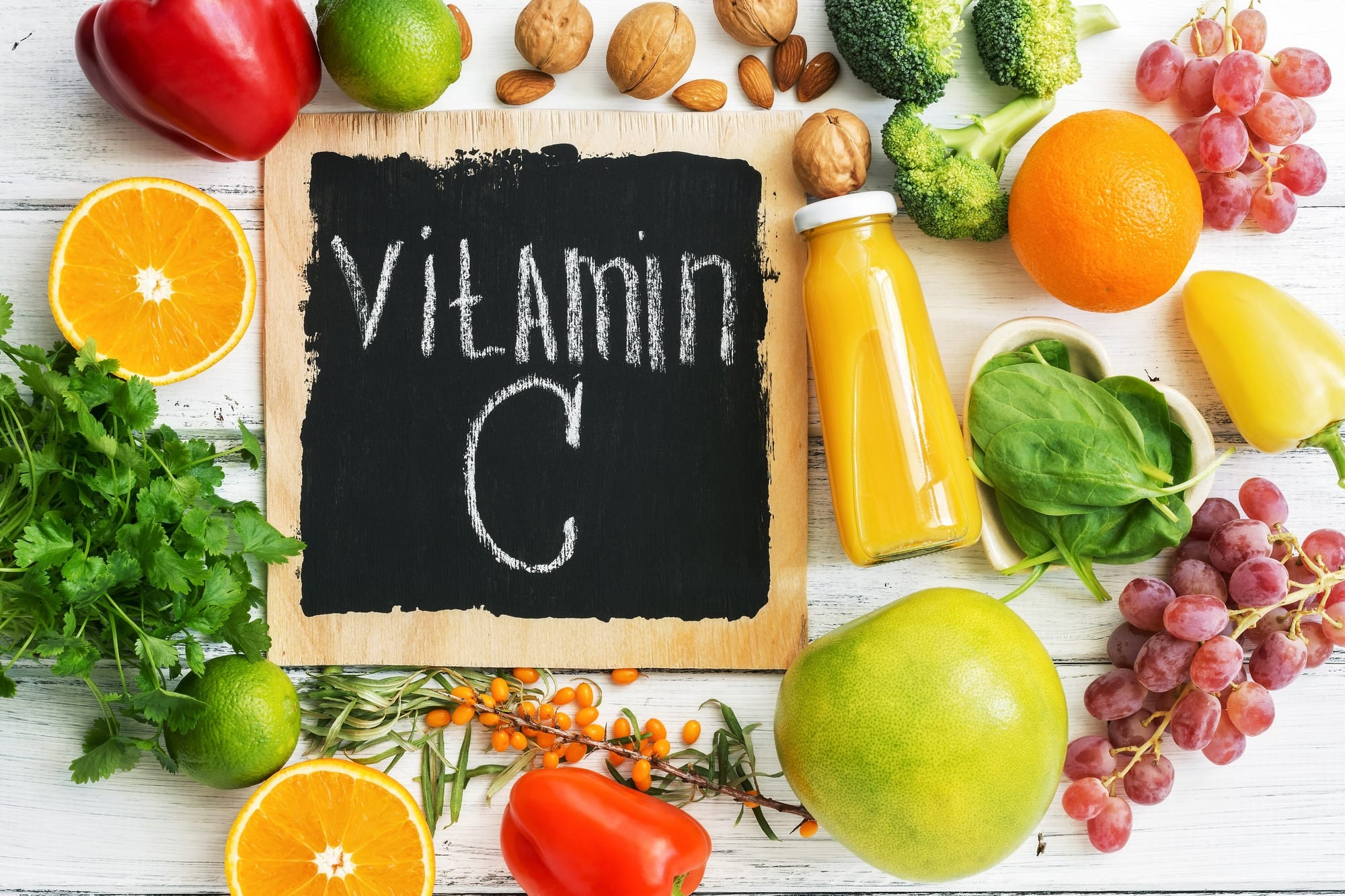 Is There Such a Thing as Too Much Vitamin C? | Meritage Medical ...